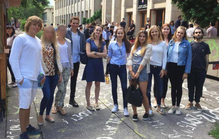 Aufnahmetest für das Medizinstudium an der Comenius Universität in Bratislava