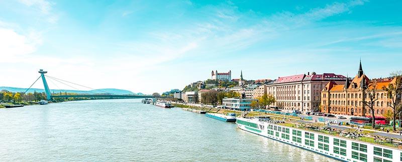Medizin studieren in Bratislava. Das Medizinstudium in Ihrer Nähe.